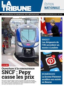 edition quotidienne du 23 mars 2019