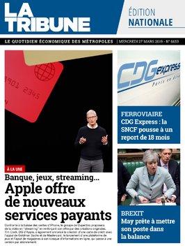 edition quotidienne du 27 mars 2019