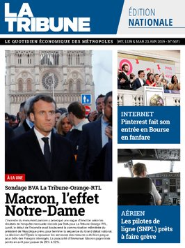 edition quotidienne du 20 avril 2019