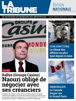 edition quotidienne du 25 mai 2019