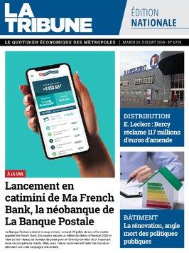 edition quotidienne du 23 juillet 2019