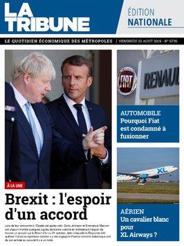 edition quotidienne du 23 août 2019