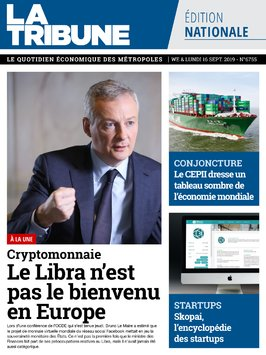 edition quotidienne du 14 septembre 2019