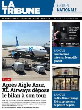 edition quotidienne du 21 septembre 2019
