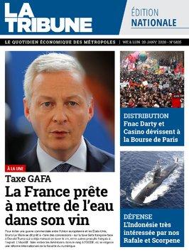 edition quotidienne du 18 janvier 2020