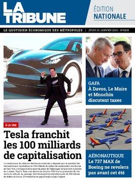 edition quotidienne du 23 janvier 2020