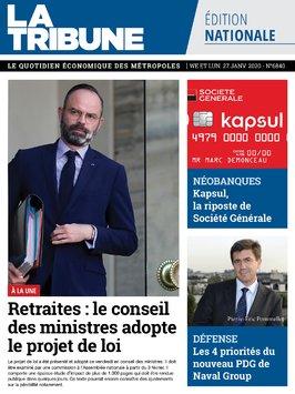 edition quotidienne du 25 janvier 2020