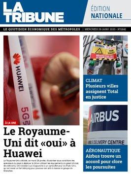 edition quotidienne du 29 janvier 2020