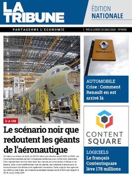 edition quotidienne du 21 mai 2020