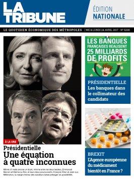 edition quotidienne du 22 avril 2017