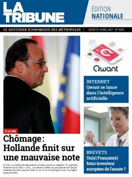 edition quotidienne du 27 avril 2017