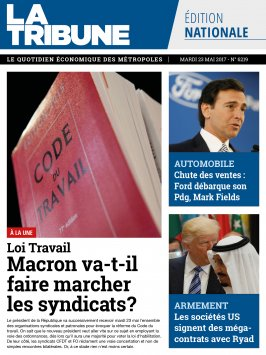 edition quotidienne du 23 mai 2017