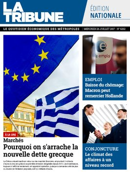 edition quotidienne du 26 juillet 2017