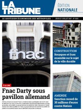 edition quotidienne du 27 juillet 2017