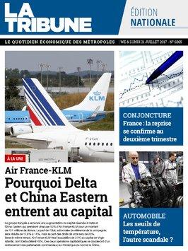 edition quotidienne du 29 juillet 2017