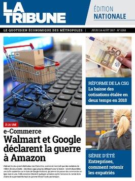 edition quotidienne du 24 août 2017