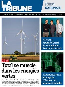 edition quotidienne du 20 septembre 2017