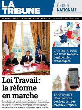 edition quotidienne du 23 septembre 2017