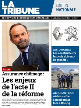edition quotidienne du 18 octobre 2017
