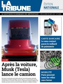 edition quotidienne du 18 novembre 2017
