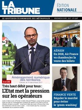 edition quotidienne du 15 décembre 2017