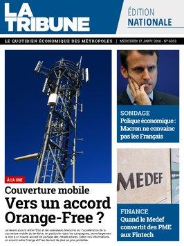 edition quotidienne du 17 janvier 2018
