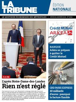 edition quotidienne du 18 janvier 2018