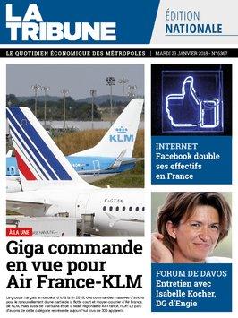 edition quotidienne du 23 janvier 2018