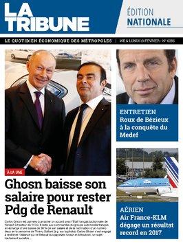 edition quotidienne du 17 février 2018