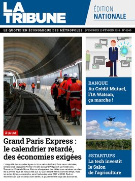 edition quotidienne du 23 février 2018
