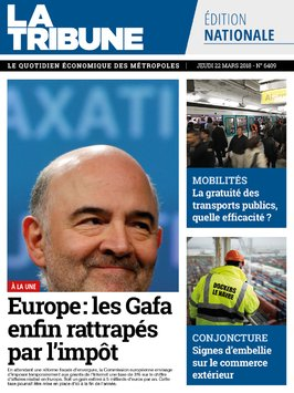 edition quotidienne du 22 mars 2018
