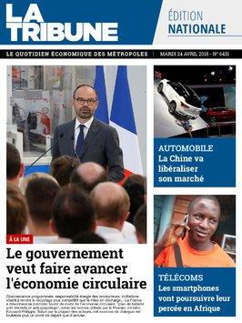 edition quotidienne du 24 avril 2018