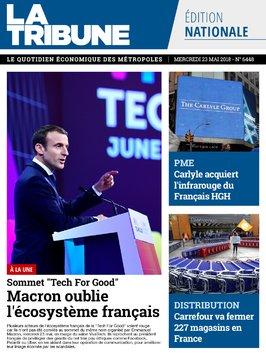 edition quotidienne du 23 mai 2018
