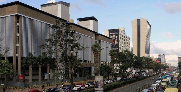 Kenya Nairobi Banque Centrale