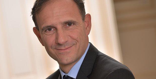 Olivier Sichel, Caisse des Dépôts et Consignations, 2018