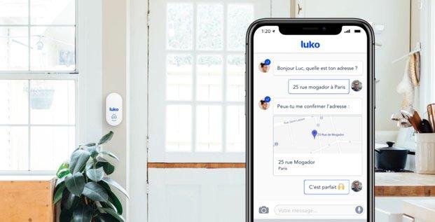 Luko startup assurtech