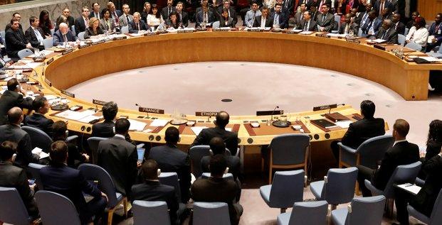 Onu: veto us a une resolution du conseil de securite sur israel