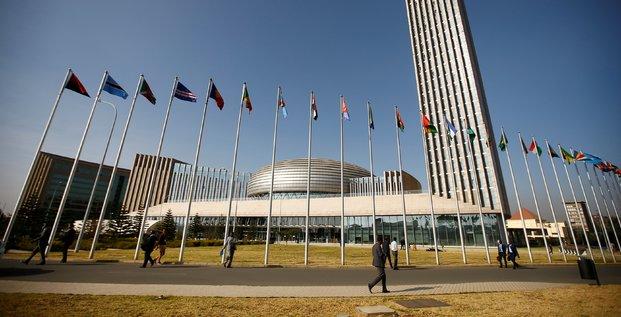 L'union africaine va elire un nouveau president