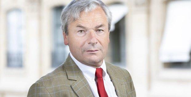 Dominique Gaillard Ardian France Invest