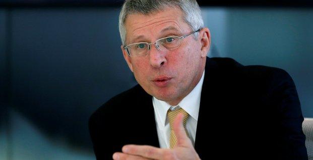 Alain Charmeau, PDG d'Ariane Group