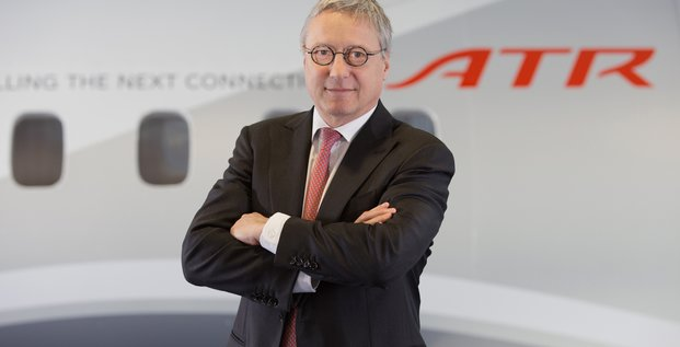 ATR Christian Scherer aviation régionale