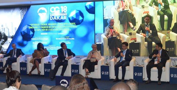Africa convrgence Dakar 2018