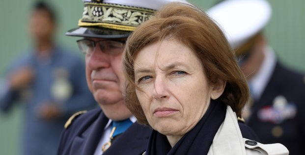 Florence parly lance une initiative europeenne de defense a neuf