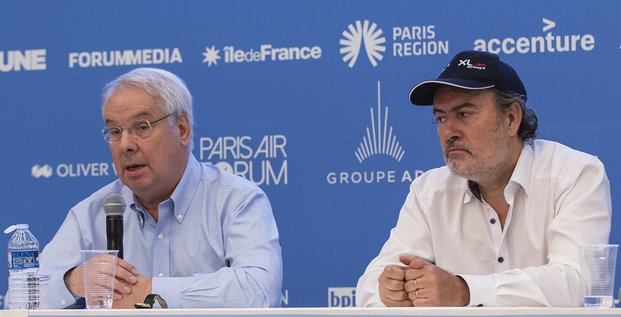 PAF, Marc Rochet, Laurent Magnin, French Bee, groupe Dubreuil, XL Airways