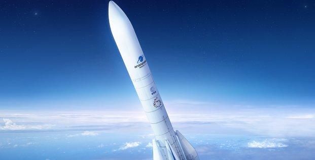 Ariane 64 ArianeGroup Alain Charmeau ESA