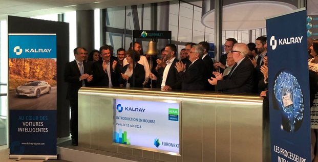 Ipo Kalray Euronext