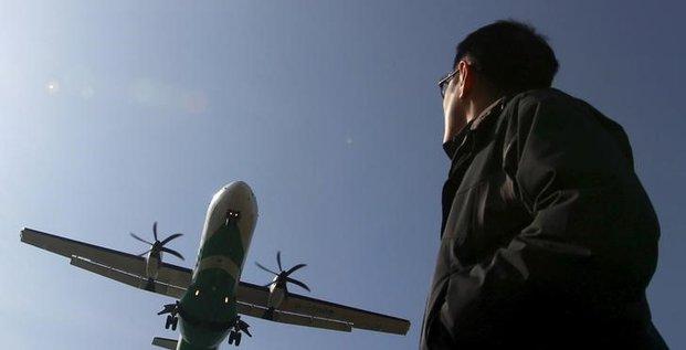 Atr evalue le marche des turbopropulseurs a 80 milliards de dollars d'ici 20 ans