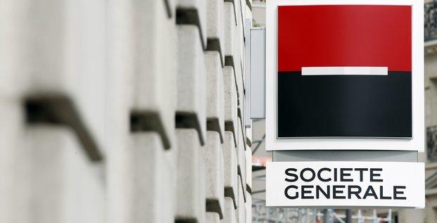 Société Générale, logo, banque,
