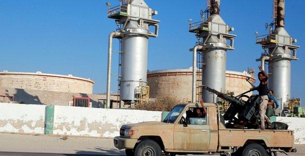 pétrole libye