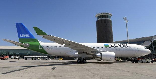 Level, IAG, compagnie aérienne, avion de ligne, passagers,